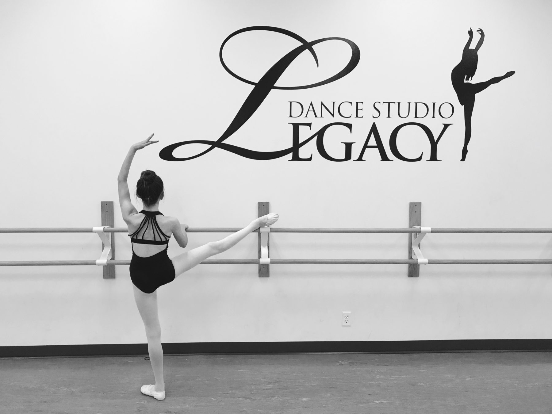 Legacy Dance Studio Ballet Program
